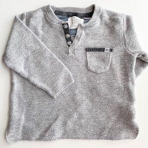 ZARA BABY BOY KNIT WEAR Sweater